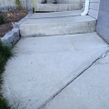 Steps and Walkway